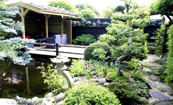Japanse tuin | Entoshof Rijssen |