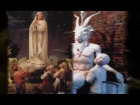 Lady of Fatima, St Michael, Pope Leo XIII & Pius XI