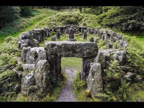 Los celtas  6/6 - Bosques sagrados. Documental - YouTube
