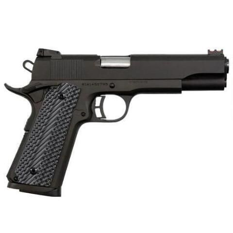 "Rock Island Armory 1911 Tactical II Semi Automatic Pistol .45 ACP 5"" Barrel 8 Rounds VZ Operator II G-10 Grips Parkerized Finish 51486 - 4806015514862"