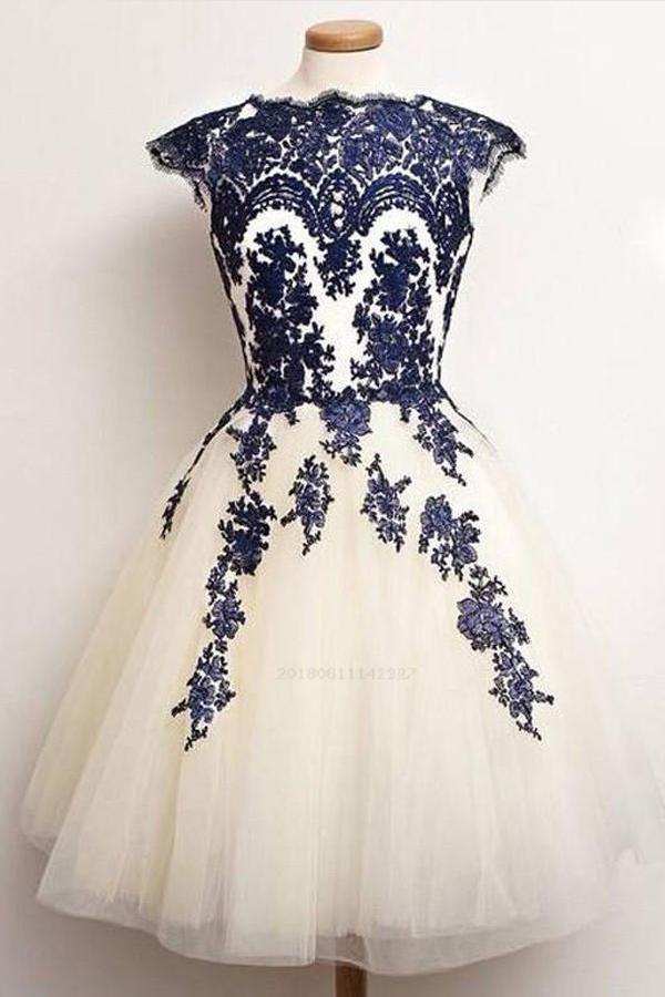 Vintage Short Homecoming Dresses