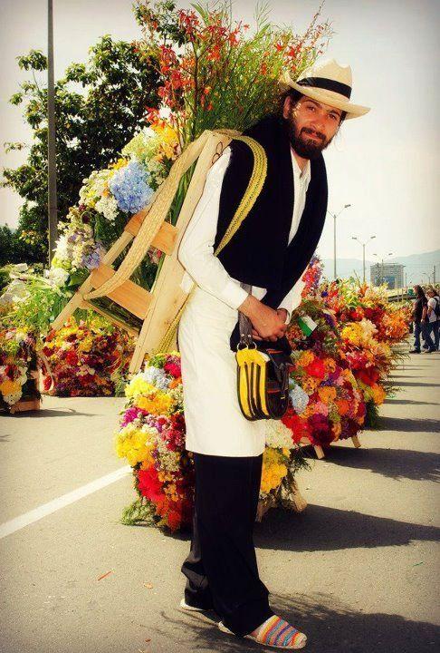 Medellin, Colombia Flower Festival In 2019  Colombia