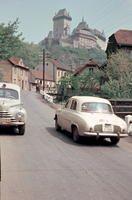 Renault Dauphine, 1960 Dillo/Timeline Images #Auto #Ausflug #Oldtimer #Sommer
