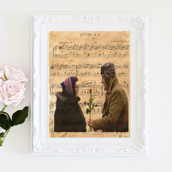The rose by secondprints on Etsy