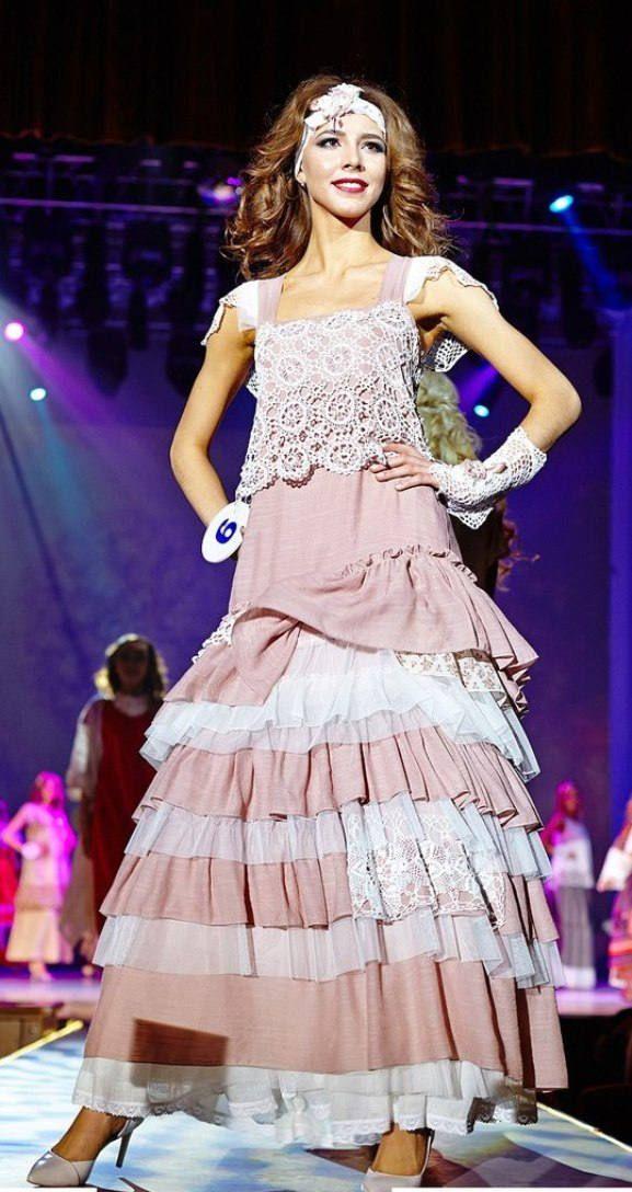 Dress summer long from cotton and vintage lace. Women Maxi Dress Pluse Size Boho dress Asymmetrical Kaftan by BohoEklektika on Etsy