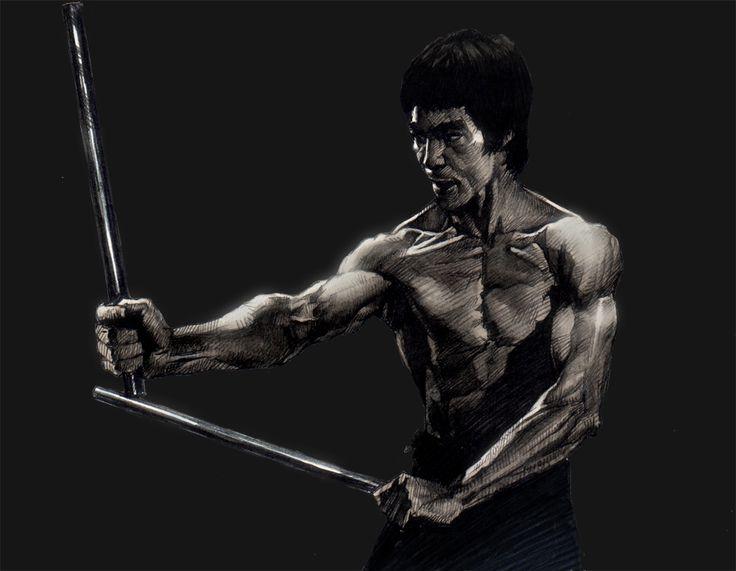 Pasa la vida » Blog Archive » Seung Eun Kim – Bruce Lee