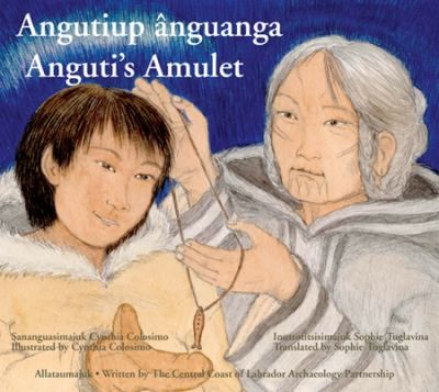 Based on an Inuit archaeological site on the central coast of Labrador, this story tells of a young hunter and his sister who are trapped on an ice pan and later rescued by a man who is a distant relative. Includes information about the excavation site and the artifacts found. Gr.4-8.