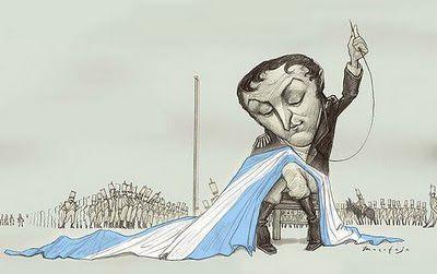 20 de Junio Dia de la Bandera Argentina