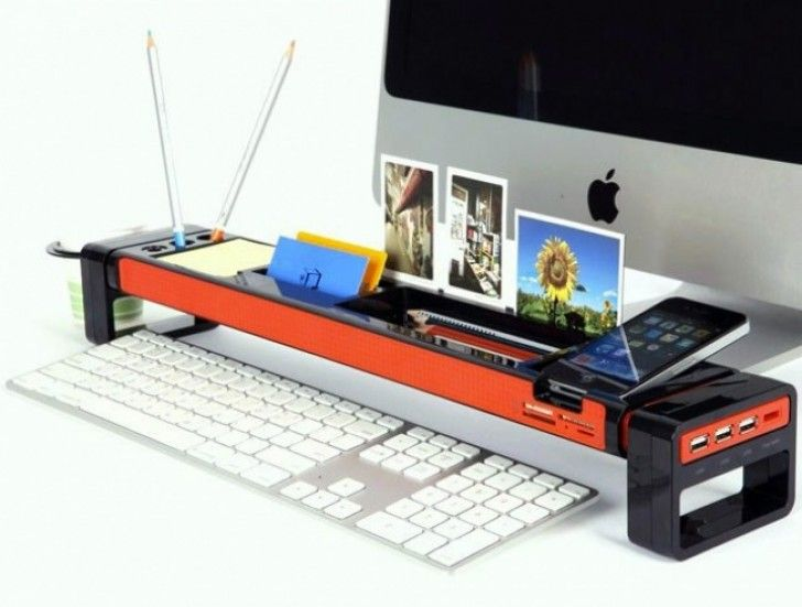 17 Invenzioni Per L'ufficio Che Renderanno Il Tuo Lavoro Molto Più Facile E Divertente