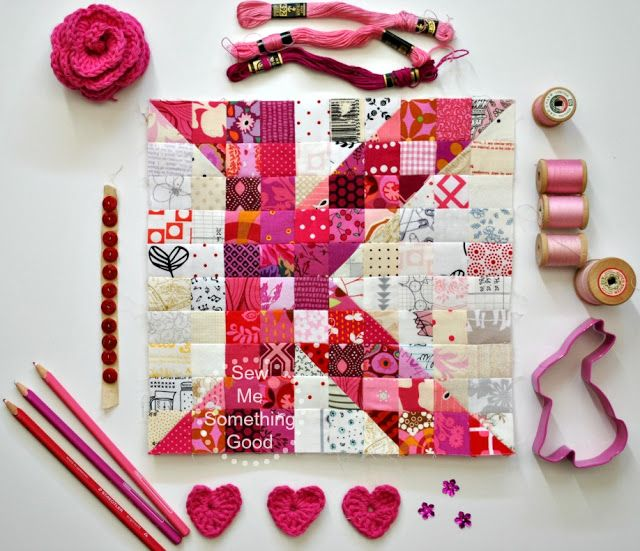 Sew Me Something Good: Scrappy Letters
