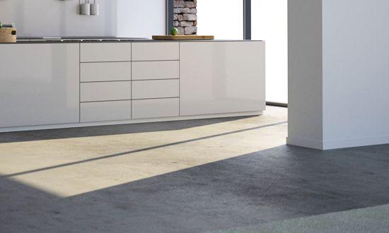 Echt beton en beton-look in het interieur | Interieur design by nicole & fleur