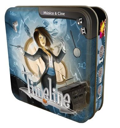 Timeline - Música & Cine, DracoTienda -
