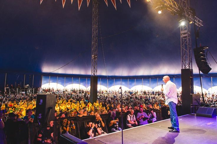 Excited to announce our side splitting Big Top Sunday evening comedy line-up featuring the coolest man in comedy @reginalddhunter Mock the Weeks one-liner king Gary Delaney and the straight-talking and quick-witted Kerry Godliman. Theres plenty of laughter on the cards for the kids too we have new hit show Kidocracy an interactive theatre show for children aged 6 presented by Keith Farnan! Watch out for loads more comics and clowns being announced soon. #CampBestival #CampBestival17