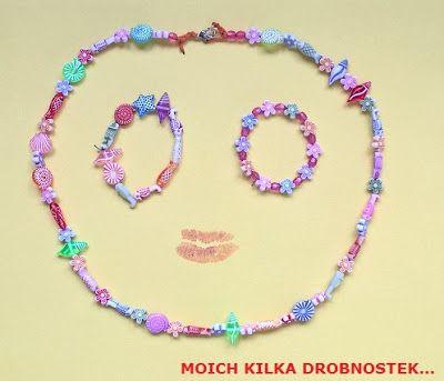 Kolorowe bransoletki / Colorful bracelets
