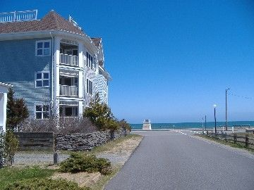 Oak Bluffs condo rental - Seaview Condo 2nd floor on Inkwell Beach ...