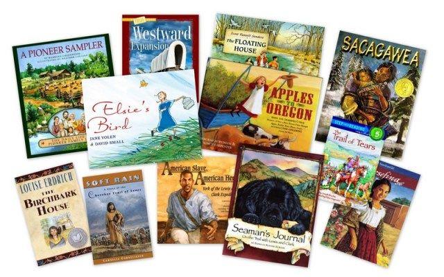 Read Through History IV: Westward Expansion (1800-1850) | Delightful Children's Books