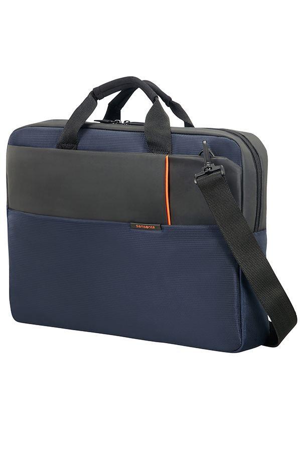 "17.3"" Qibyte Notebook Çantası Mavi"