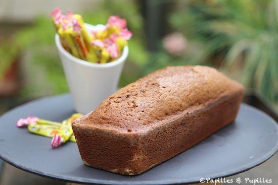 Cake aux Carambar, ce ne serait pas la recette idéale pour un gâteau d'anniversaire?