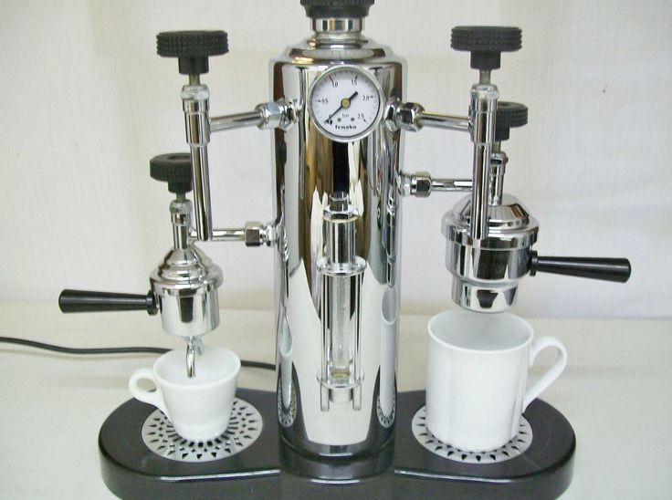 Klassische Kaffeemaschine Espressomaschine Femoka Paris Art Deco Coffee Maker | eBay