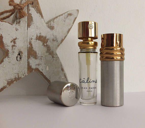 Jean Patou/ancien vaporisateur de parfum/parfum Câline/parfum