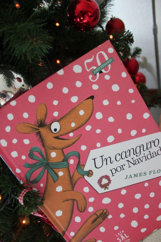 Un canguro por navidad. Libros de Navidad