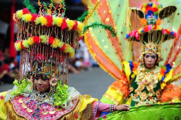 Kostum Jember Fashion Carnaval, Betawi Costume