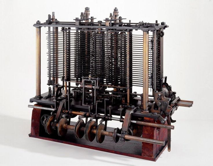 The history of computers starts with industrial and governmental needs, which led to huge machines and eventually the Internet, mobile phones and gaming systems.