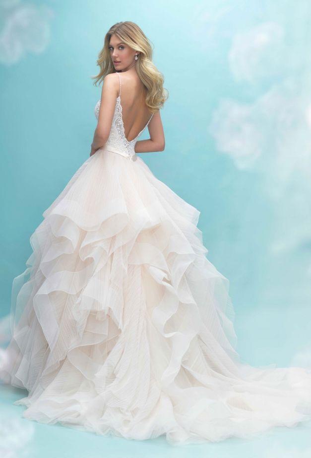86 besten Brautkleid Bilder auf Pinterest | Kleid hochzeit ...