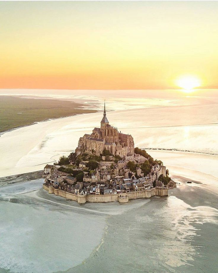 Mont Saint Michel 💗 Stop wasting money by not using Hotels.Hotels247.online …