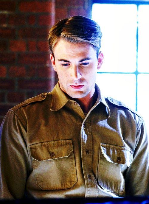 Captain America, the First Avenger: Captain America/Steve Rogers