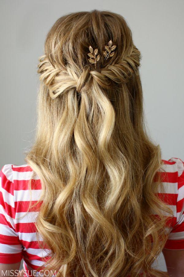 half-up-fishtail-french-braid