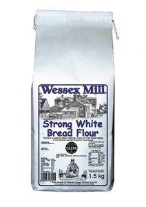 Wessex Mill - Kenyérliszt (BL-88), 1,5 kg