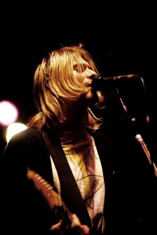 Kirk Cobain live at Maple Leaf Gardens Toronto Nov 4 1993