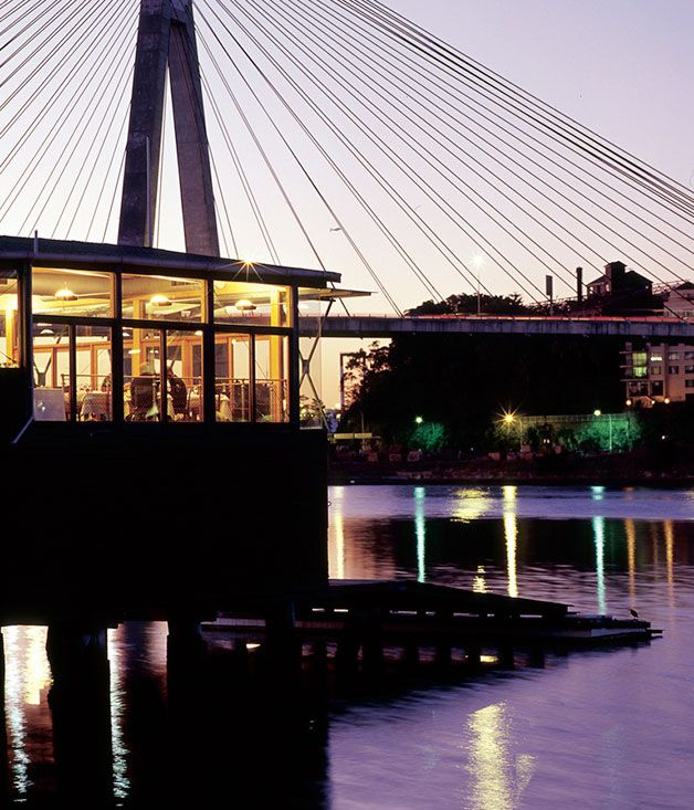 Restaurant Guide review for The Boathouse on Blackwattle Bay, Sydney, NSW. Faced in corrugated iron and set on the inner harbour at the bottom of a suburban street, The Boathouse has long counted incongruity among its charms. It also has Sydney seafood down to a fine art. Regulars order the oysters (quite possibly the country's best range), #Sydney #Restaurant #Review .