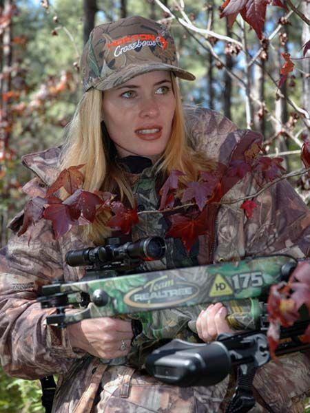 Women Crossbow Hunters Rock!