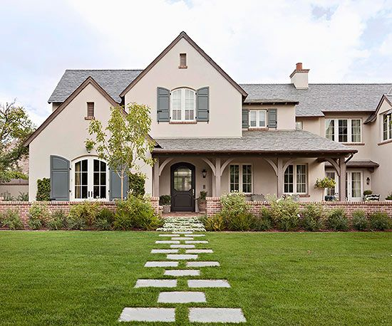 26 best stucco homes images on pinterest stucco homes for Stucco or siding