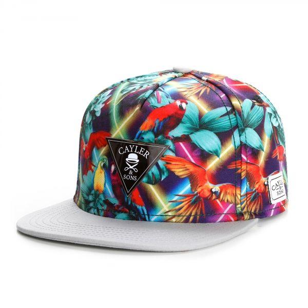 Snapback Cayler & Sons Jungle Fever #bonplan #promo #snapback #mode #streetwear #skate sur votre e-shop @hatshowroom #startup #follome