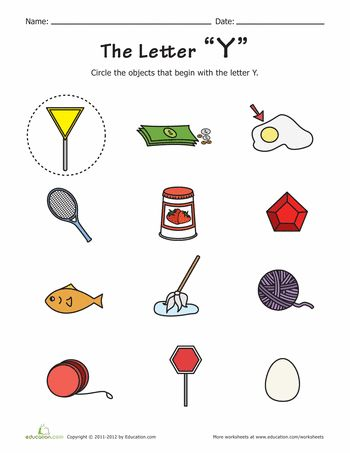 60 best LETTER: y images on Pinterest   Baby games ...