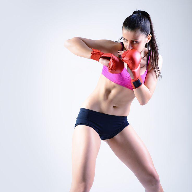 La boxe française fait maigrir
