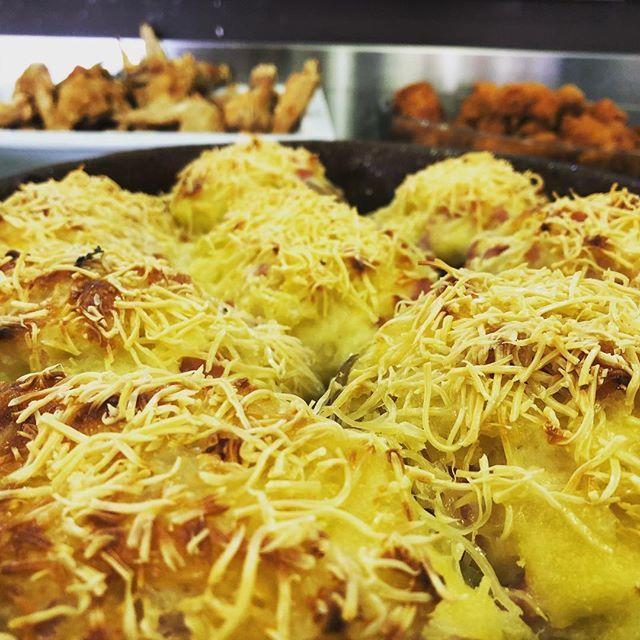 Patata rellena de York y queso #madewithcariño #lasrecetasdeisa #Ávila