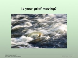 Normal Grief vs Complicated Grief: Is it moving?
