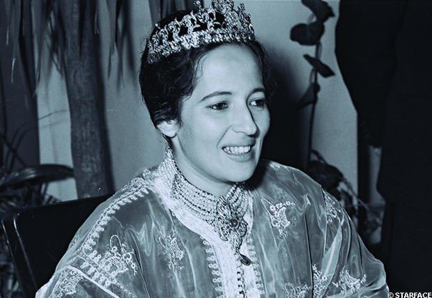 Princess Lalla Aicha's tiaras