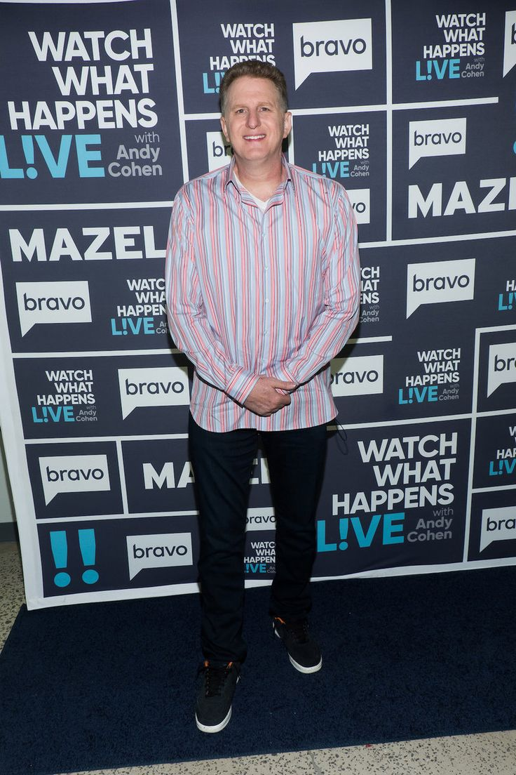 Michael Rapaport on Watch What Happens Live with Andy Cohen, April 2017. Navy Blue carpet runner provided by Red Carpet Entrances. Photos from Guest Dressed: April 2017 album. Courtesy of Bravo TV / NBCUni. Be sure to tune in for more celebrity appearances!