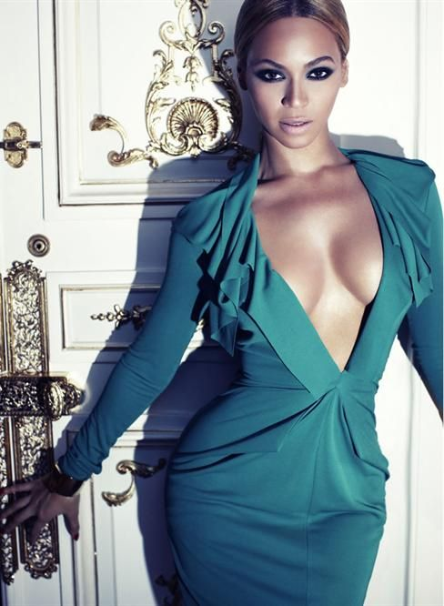 Beyonce | Photography by Alexi Lubomirski I LOVE this dress