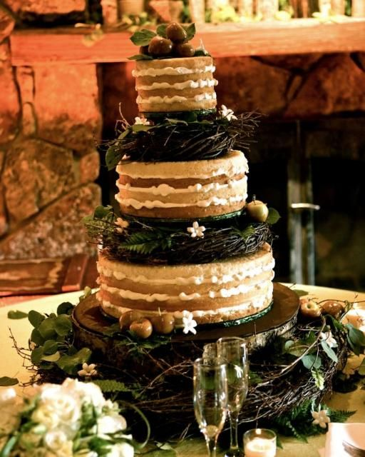 woods themed wedding cakes 10 best ideas about forest theme weddings on 27617