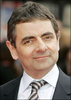 Rowan Atkinson - (1955) (Mr Bean TV series, Bean, Johnny English, Maybe Baby, Rat race, Mr Bean's Holiday, Lion King)