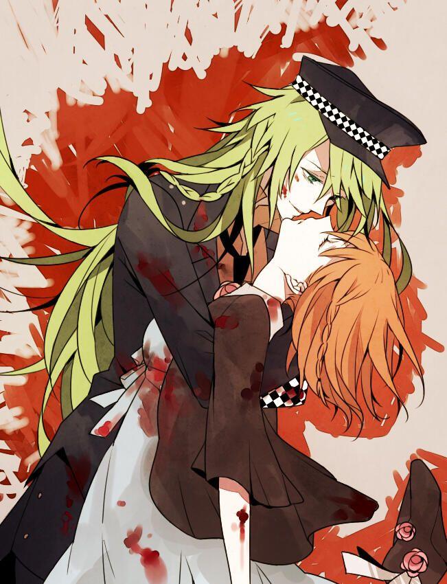 Amnesia - Ukkyo and Heroine :3