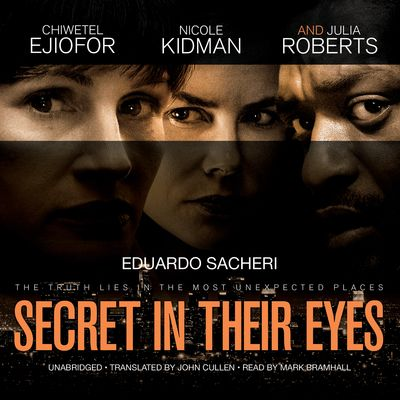 The Secret in Their Eyes Audiobook | Downpour.com