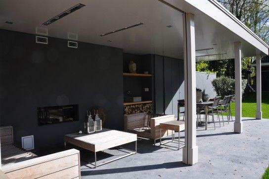 veranda modern.