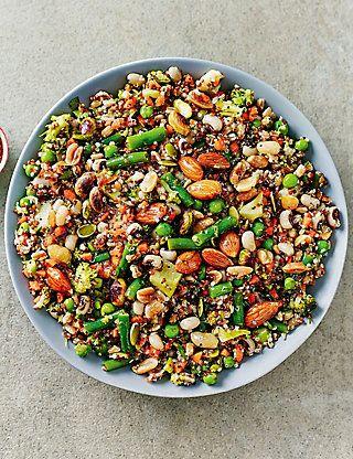 Super Nutty Wholefood salad | M&S